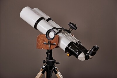 140/980 mm SD-Apo Bino f/7 (5,5 Zoll Doppel-Refraktor)