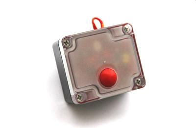Astro-Rotlichtlampe (LED)