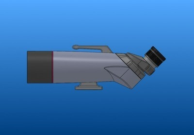 APM 70 mm ED-Apo 90° Großfernglas 1,25''