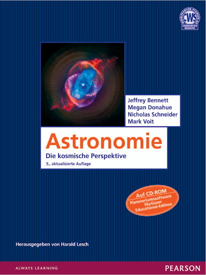 Astronomie: Die kosmische Perspektive, Pearson Studium 00037