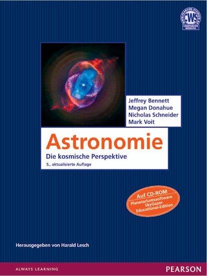 Astronomie: Die kosmische Perspektive, Pearson Studium