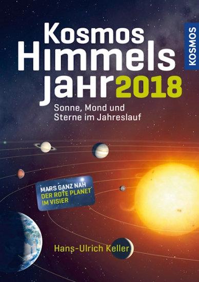 Kosmos Himmelsjahr 2018, Hans-Ulrich Keller 00044