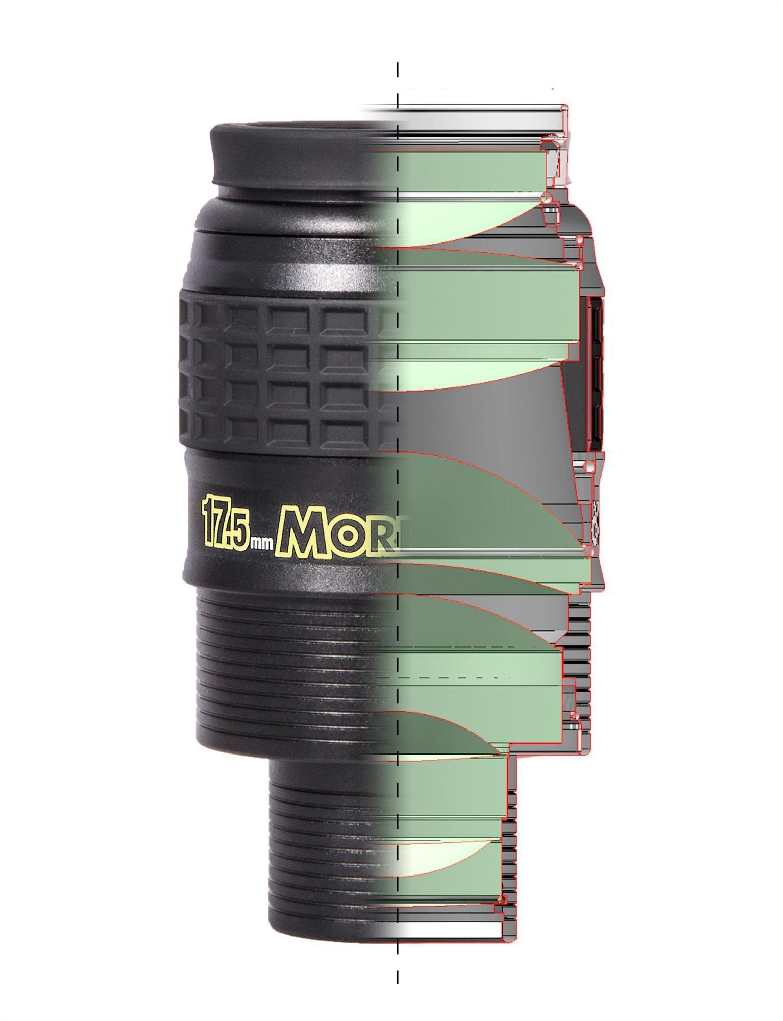 Morpheus Okular 17,5 mm, 76° WW