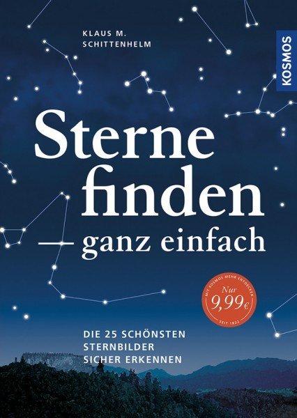 Sterne finden ganz einfach, Kosmos-Verlag