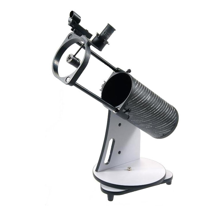Ideal für Einsteiger und Kinder - Der 130 mm Mini Dobson mit 650 mm Brennweite