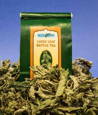 Nettle Leaf Tea (1 oz & 2 oz)