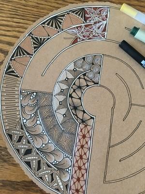 Labyrinth Template