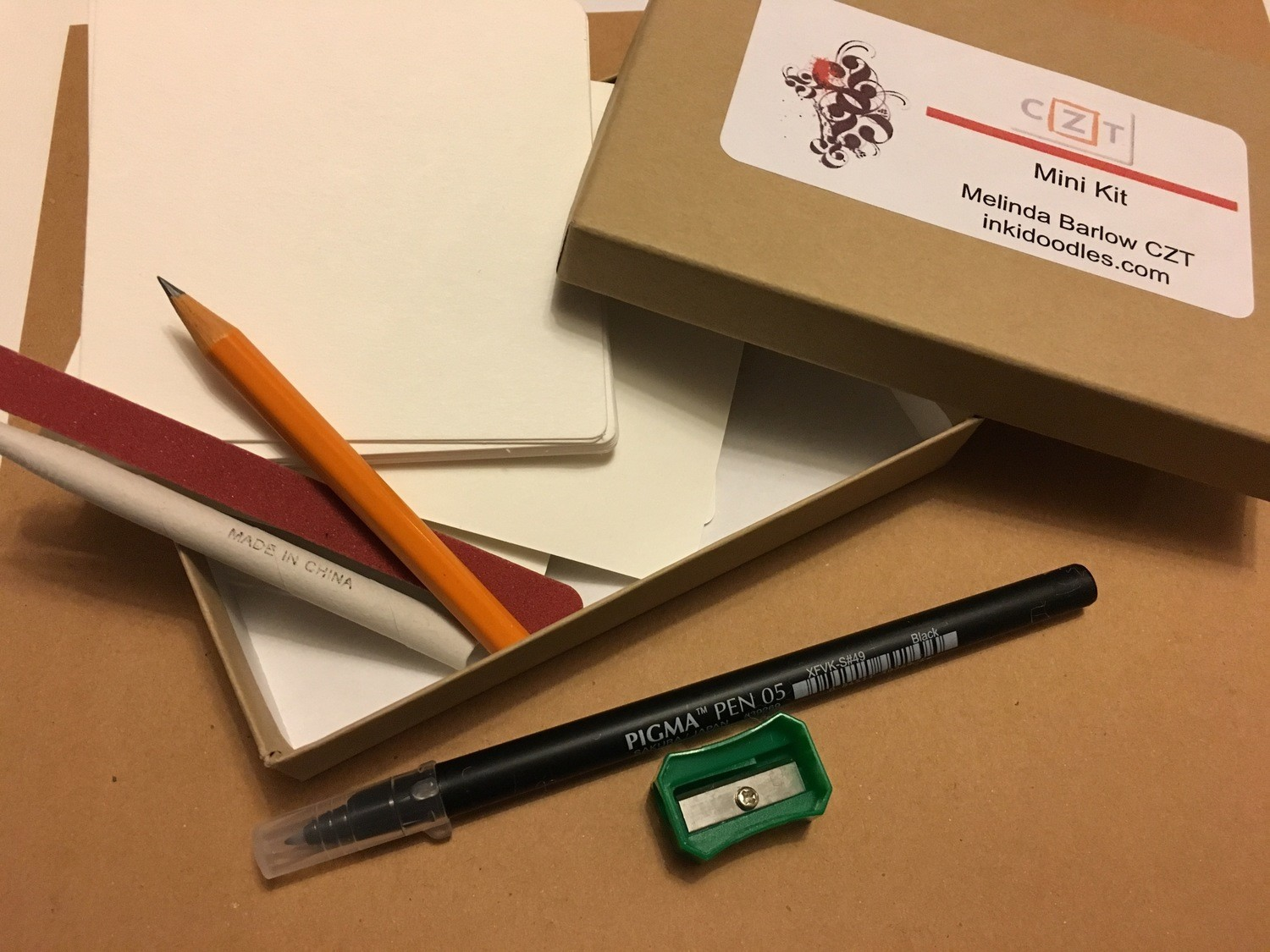 Mini Art Kit