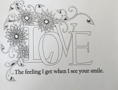 Love: Feeling Template Download