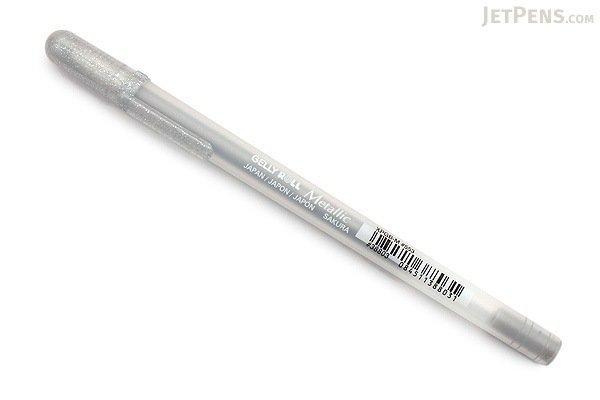 Silver Gelly Roll® Metallic™