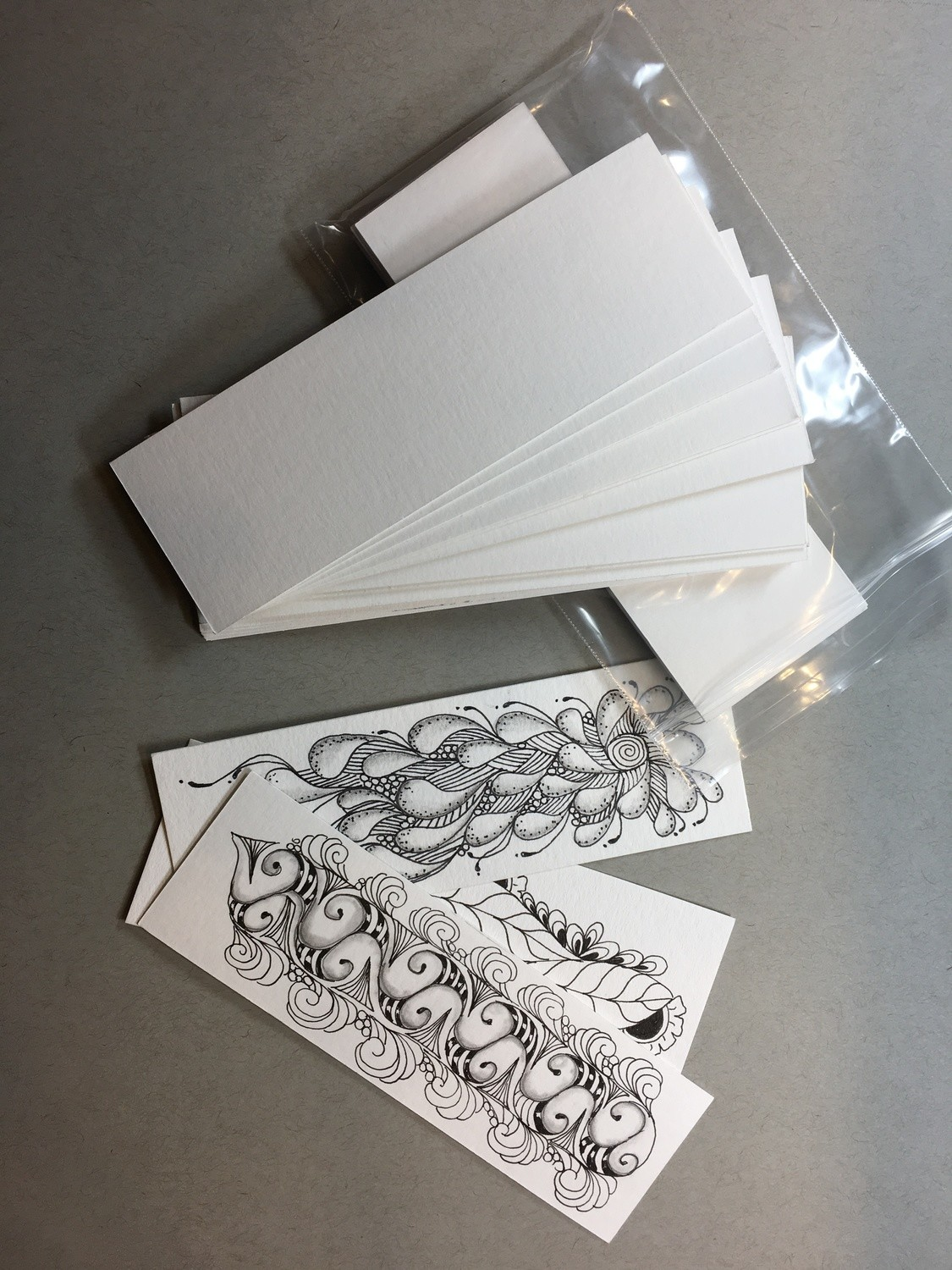30-Bookmarks 2 x 6