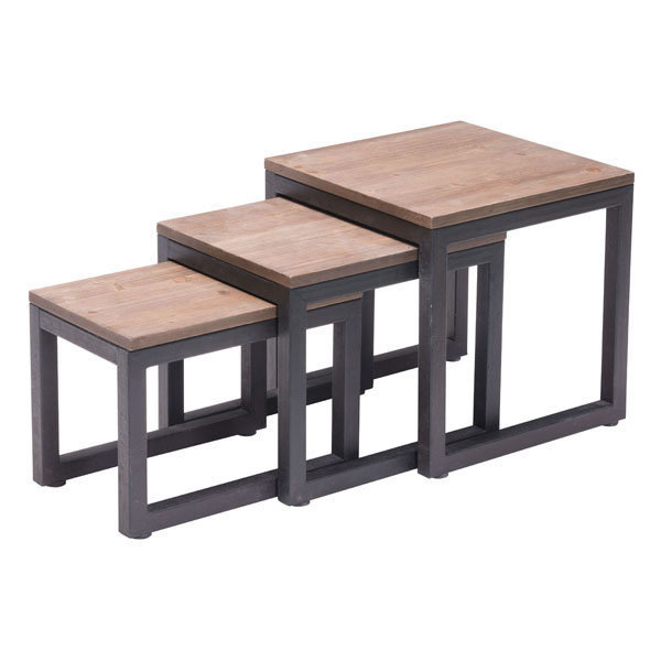 Civic Center modern industrial Nesting Tables 98121-EB