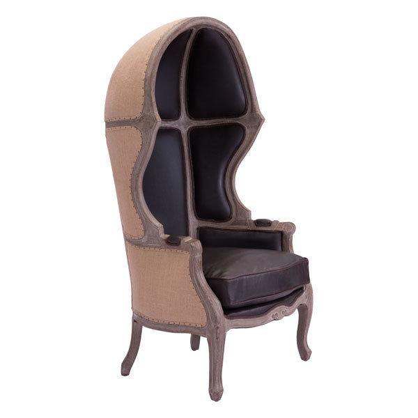 Ellis Occasional Chair Brown 98385-EB