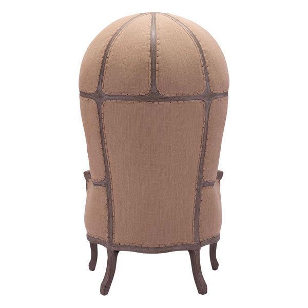 Ellis Occasional Chair Brown