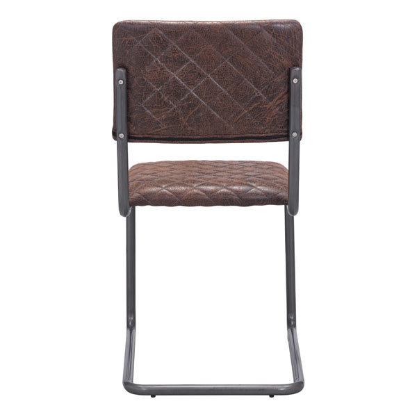 Father Dining Chair in Vintage Brown