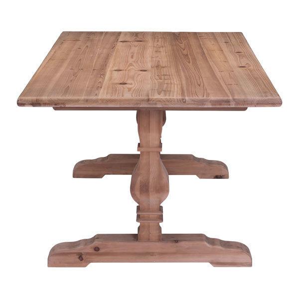 Norfolk Wood Farmhouse Dining Table