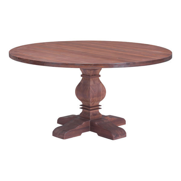 Hastings Farmhouse Wood Dining Table 100432-EB