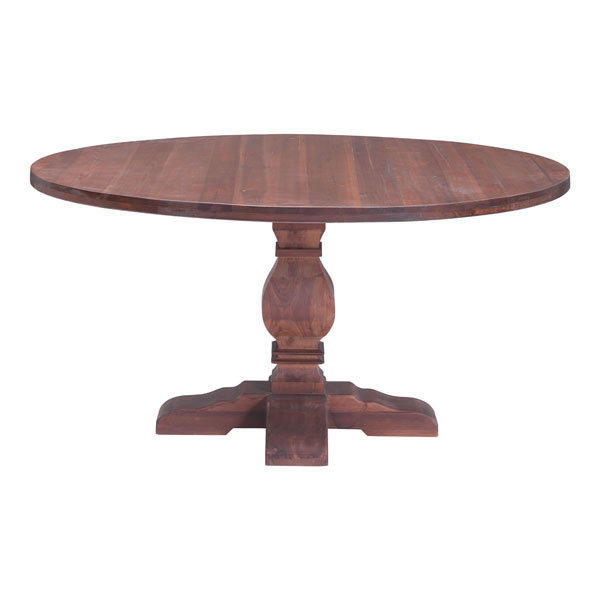 Hastings Farmhouse Wood Dining Table