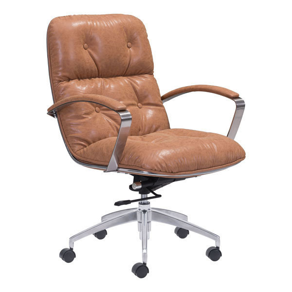 Avenue modern industrial vintage Office chair 100446-EB
