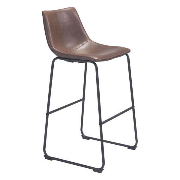 Smart Industrial modern Bar height Chair 100507-EB