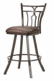 Randle Counter Stool in Rust 3003426