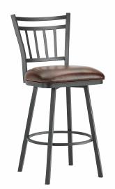 Emma Bar Stool in Black 5603130-EB