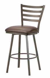 Tioga Bar Stool in Rust 5403430