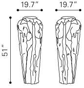 Geode Large Vase