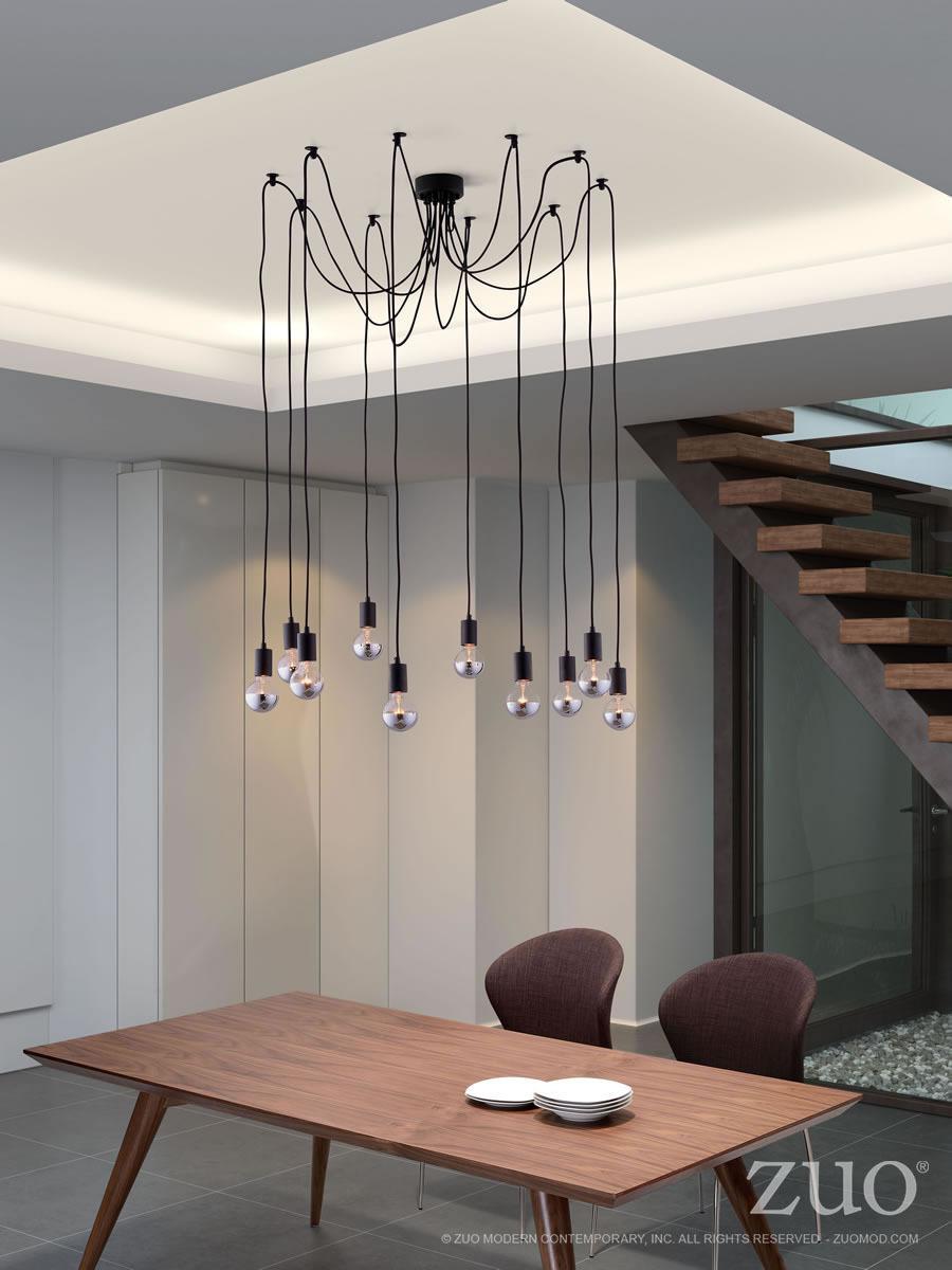 Fog  Modern Industrial Ceiling Lamp