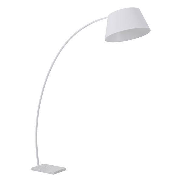 Vortex Floor Lamp White 50192