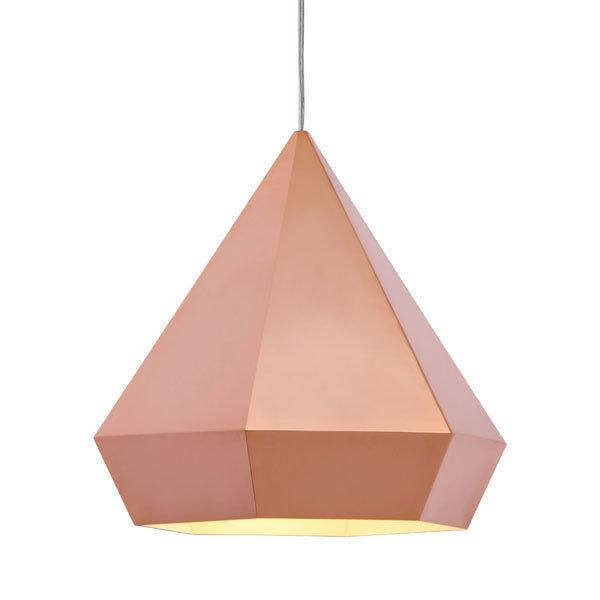Forecast Ceiling Lamp Rose Gold 50174