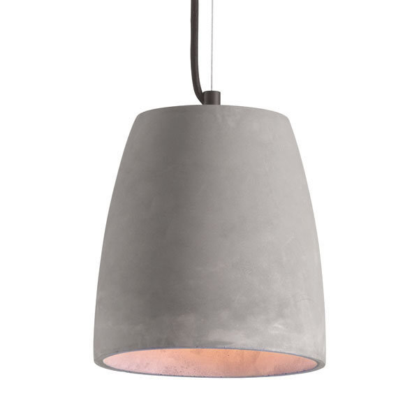 Fortune Industrial Modern concrete Ceiling pendant Lamp 50205-EB