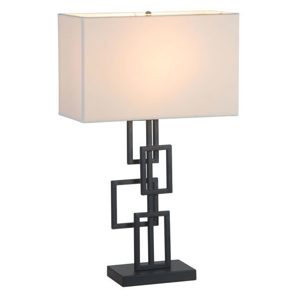 Step Modern Industrial Retro Table Lamp 50303-EB