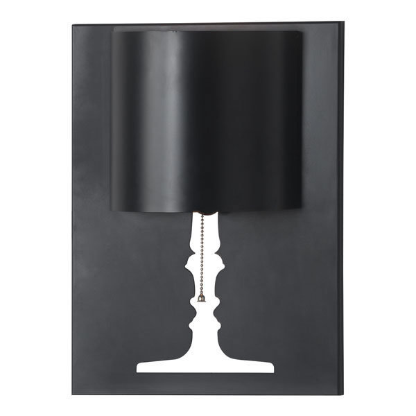 Dream Wall Lamp Black 50403-EB