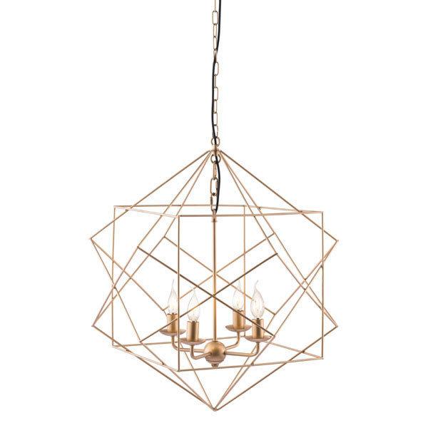 Penta Ceiling Lamp 56022