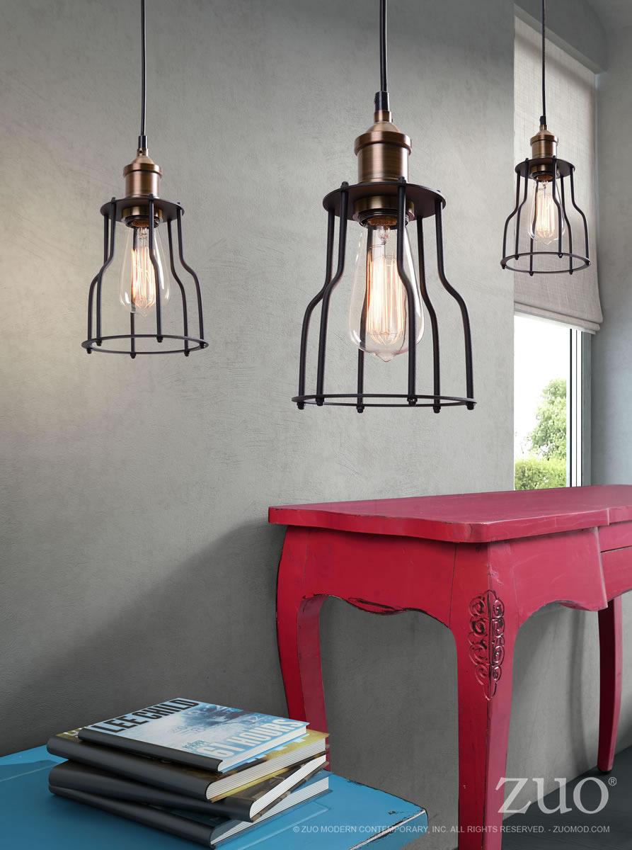 Aragonite Ceiling Lamp