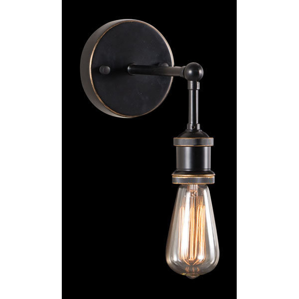 Miserite Industrial Style Modern Wall Lamp