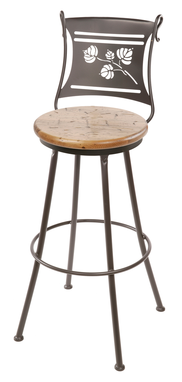 Aspen Bar Stool Customizable! 982-749