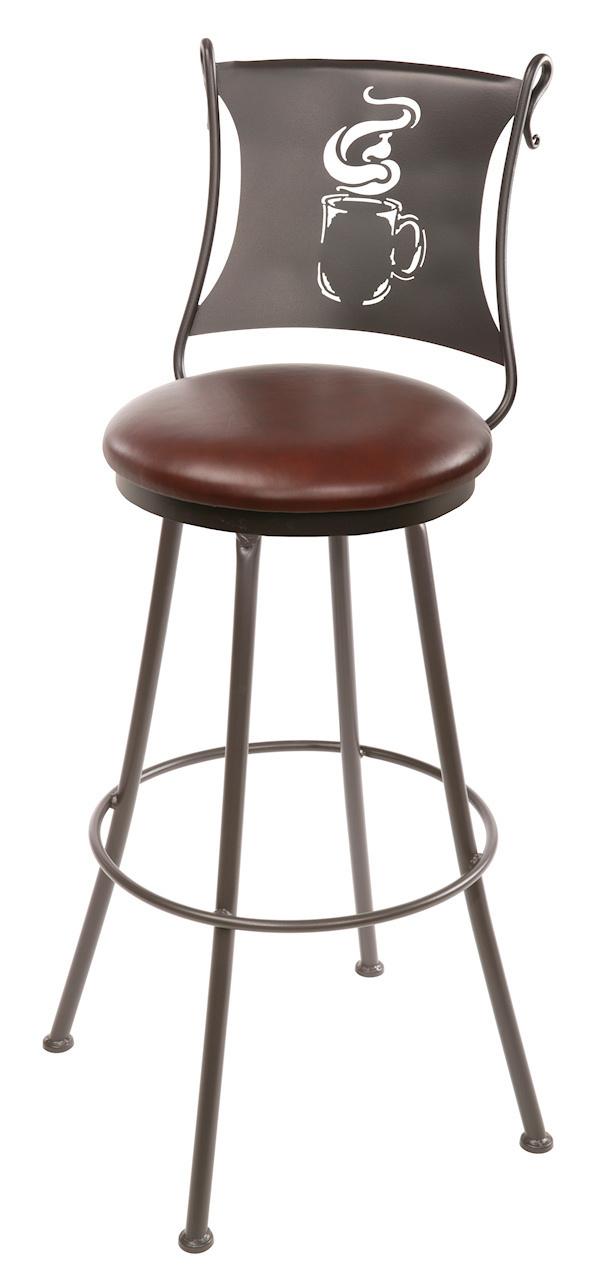 Latte Bar Stool Customizable! 902-755