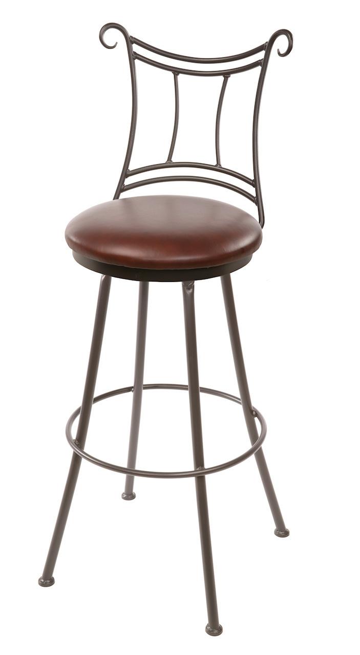 Waterbury Iron Bar Stool 902-783
