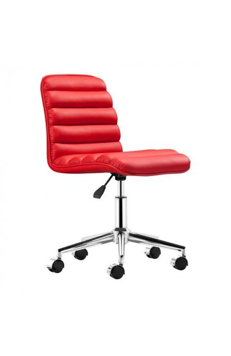 Admire Modern Office Chair Red 205712-EB