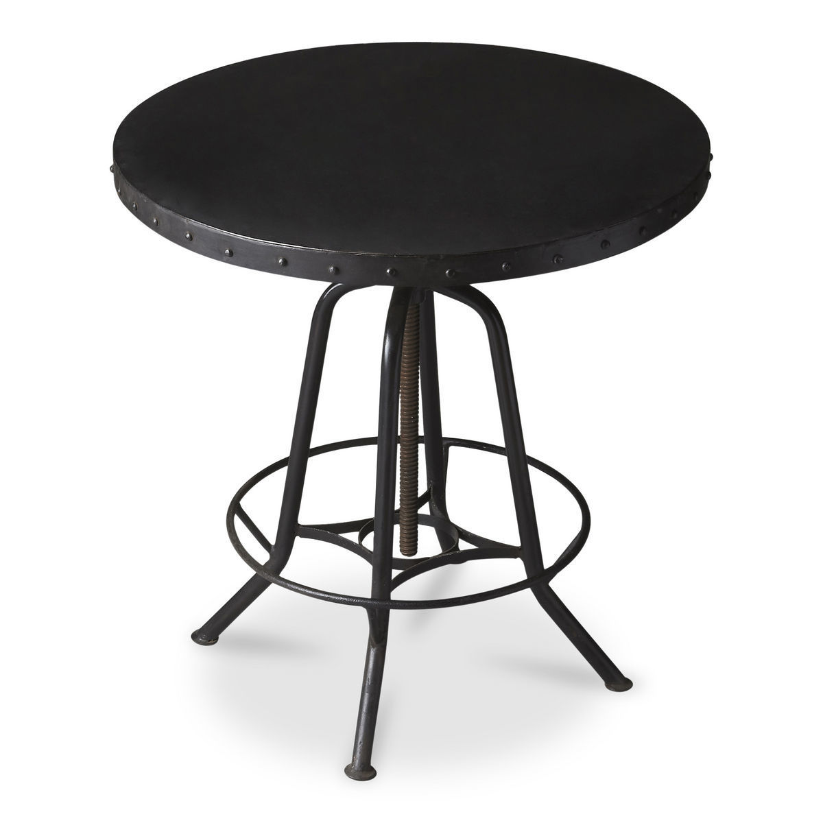 Studly Industrial Hall Pub Table 1200025