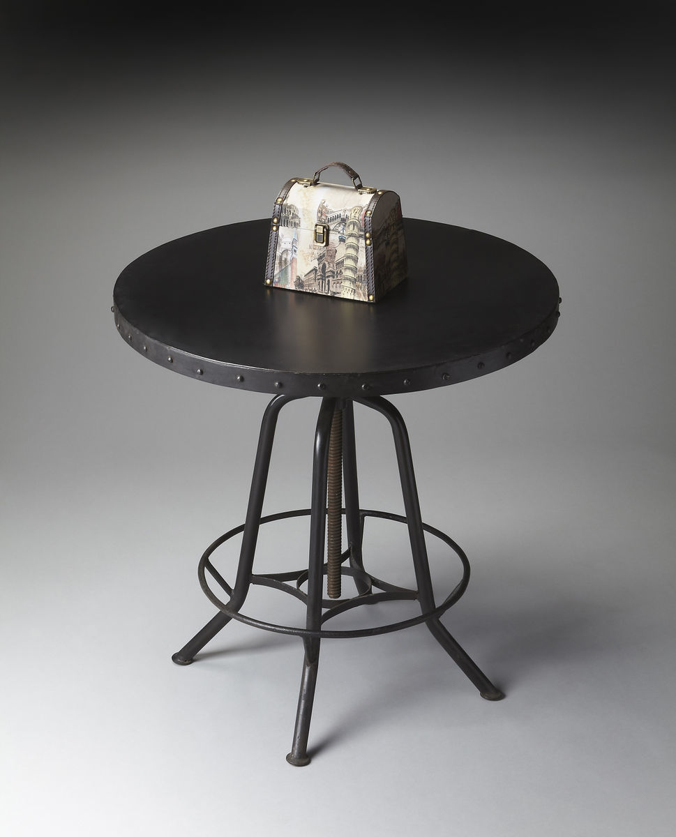 Studly Industrial Hall Pub Table