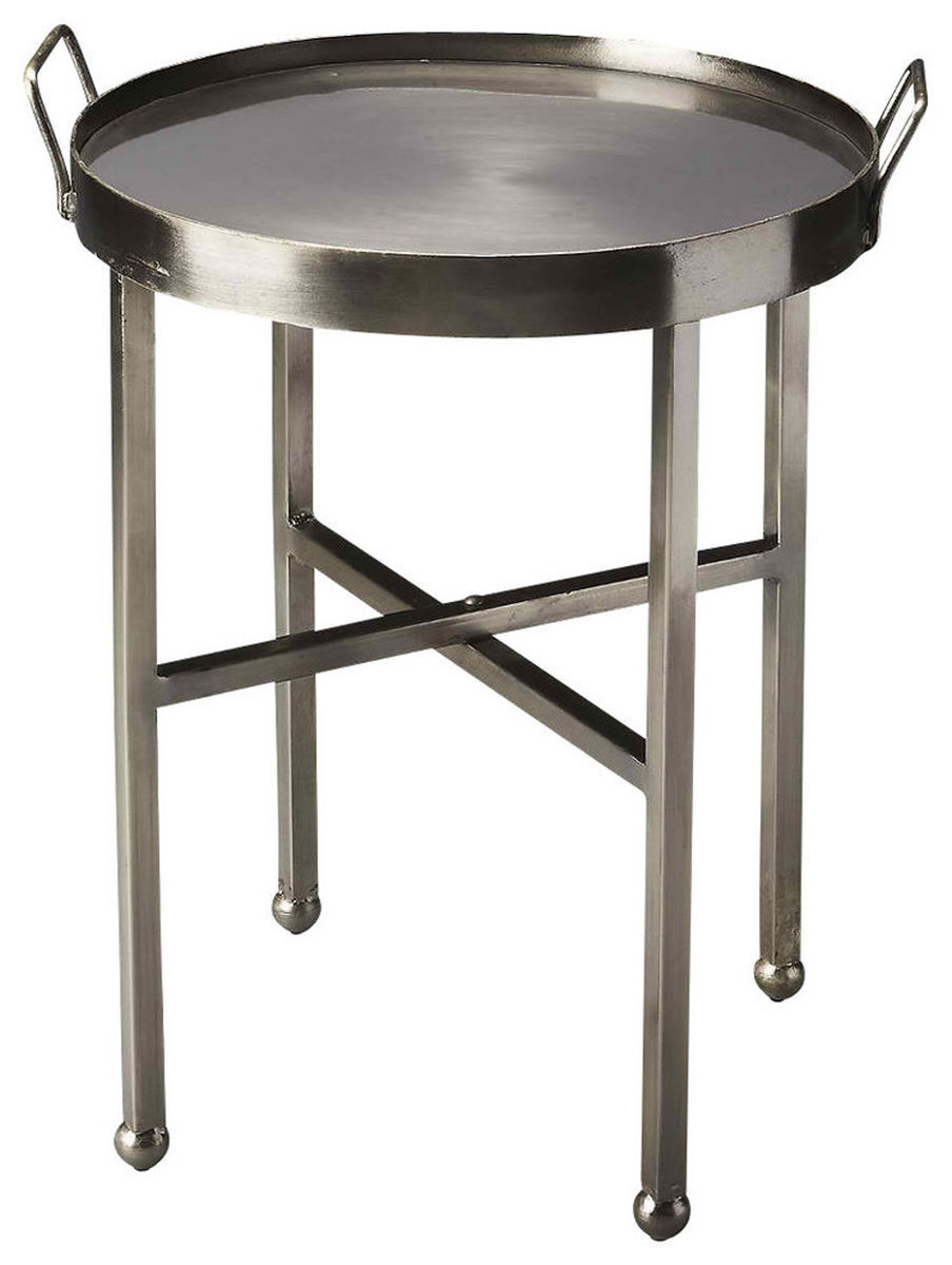 Galad Industrial Accent Table 2844330