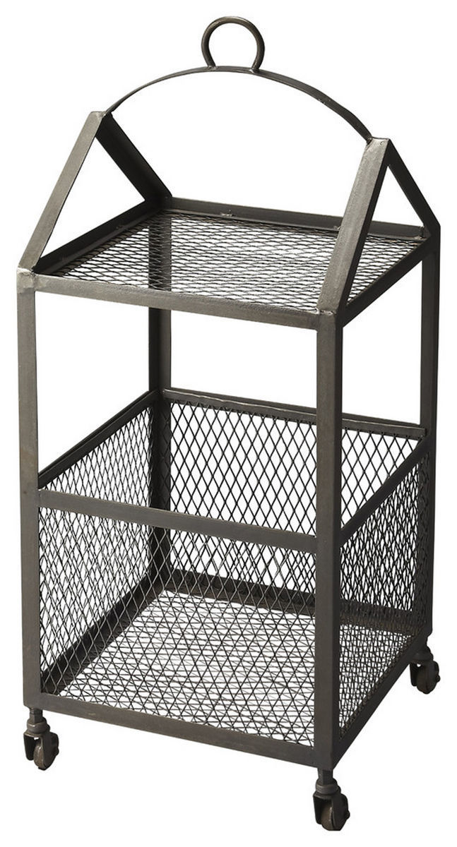 Going Up Industrial Accent Side Table 2880330