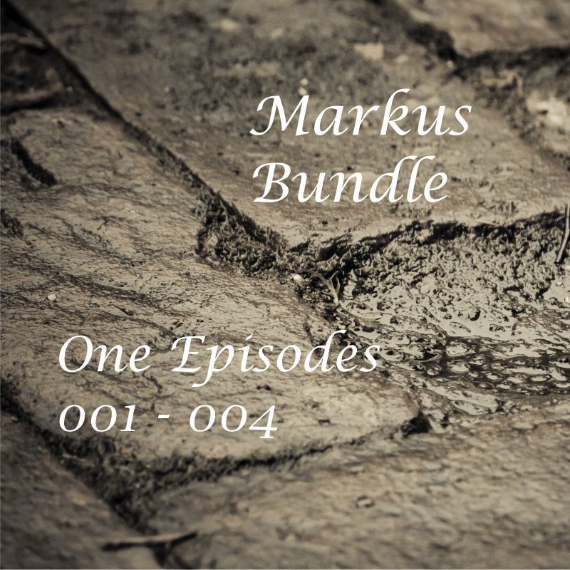 Markus Bundle 1: 4 for $4.00 Episodes 001 - 004, e-copy N17DCB001