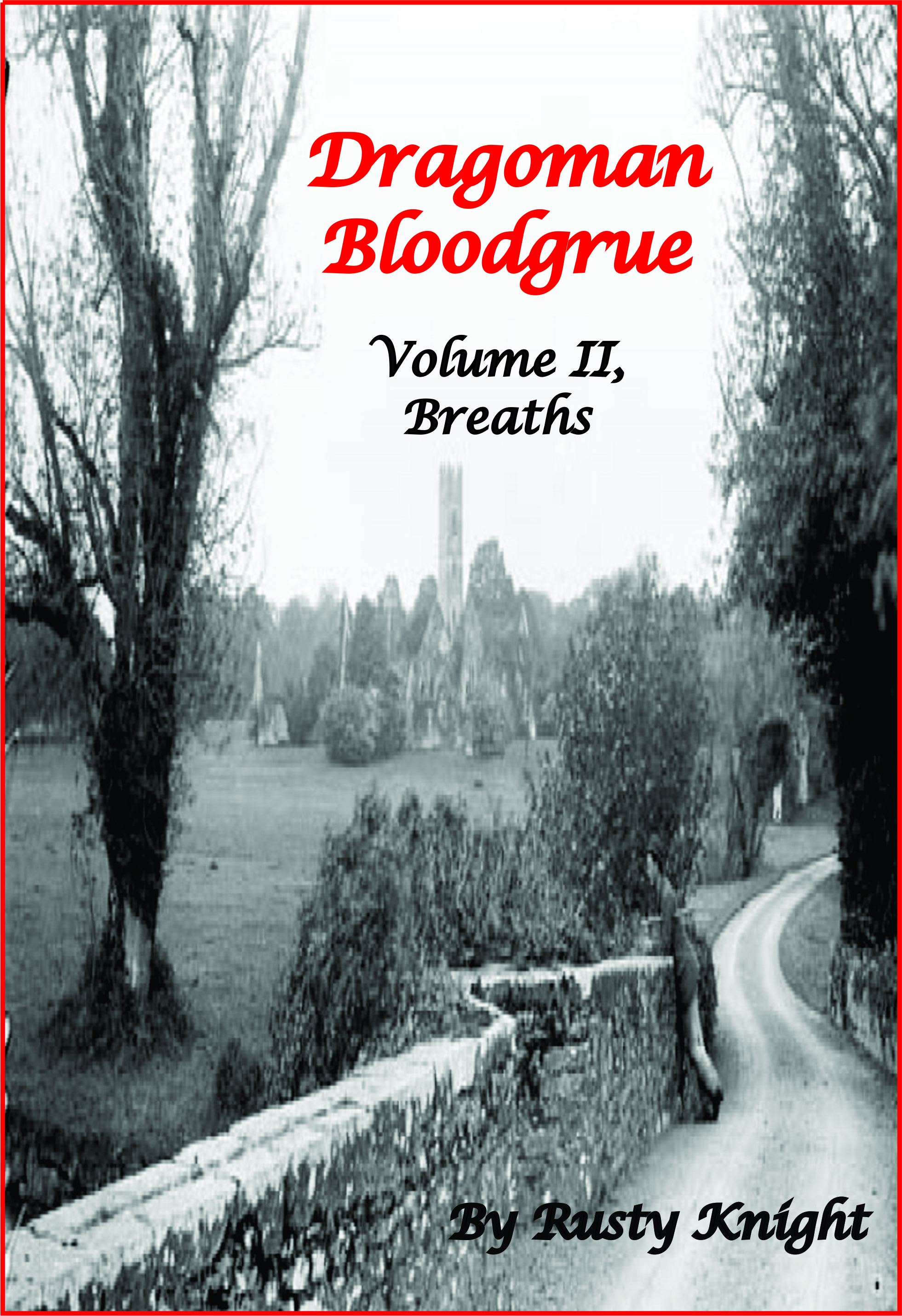 Dragoman Bloodgrue Volume II: Breaths, e-copy DB17DCV002