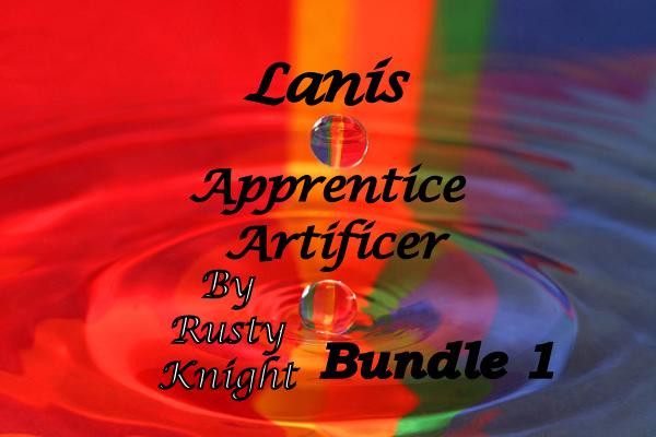 Lanis, first three episodes, e-format L17pdf001-3