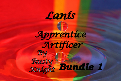Lanis, first three episodes, e-format