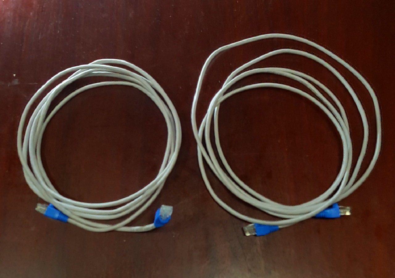 Custom network computer cables KNTSTCC001